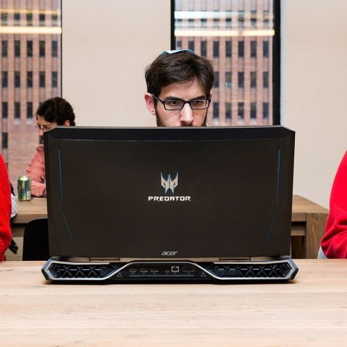 Acer Predator 21 X review: overpowered overkill