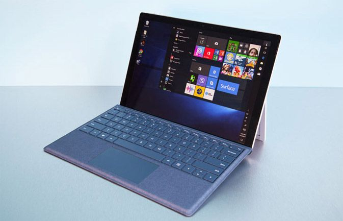 Best Detachable 2-in-1: Microsoft Surface Pro