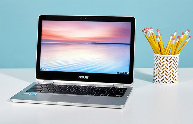 Best Chromebook 2-in-1: Asus Chromebook Flip C302CA