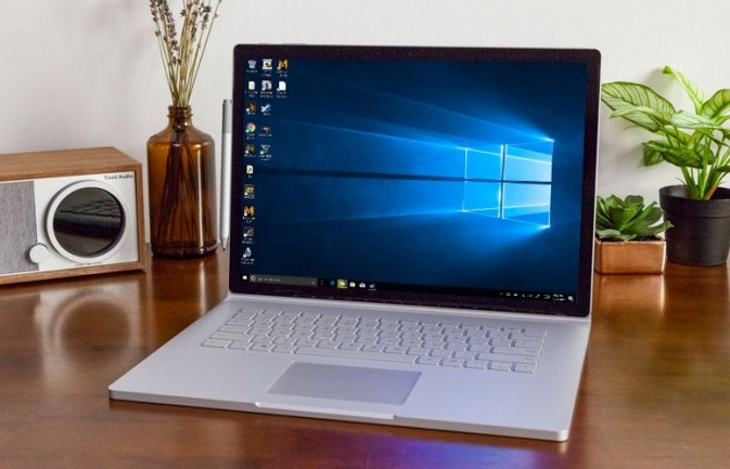 Best Splurge: Microsoft Surface Book 2
