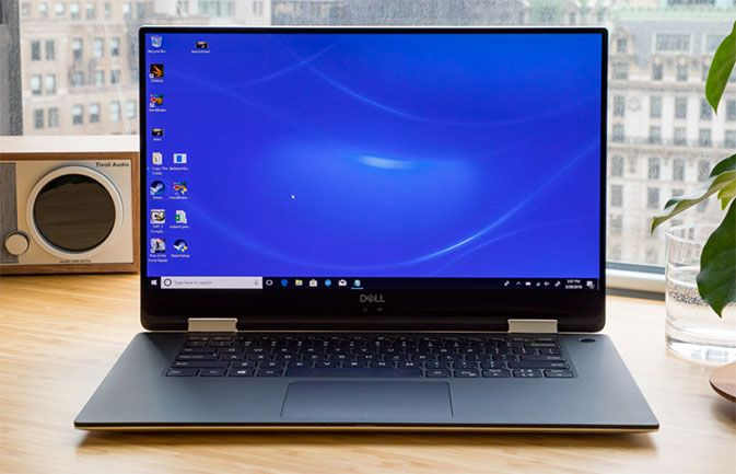 Best 15-inch 2-in-1: Dell XPS 15 2-in-1