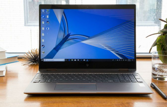 Best Design: HP Spectre x360 (2018, 15-inch, Kaby Lake G)