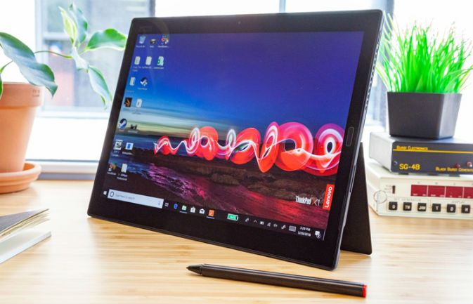 Best Business 2-in-1: Lenovo ThinkPad X1 Tablet