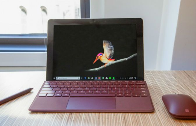 Best Detachable Under 0: Microsoft Surface Go