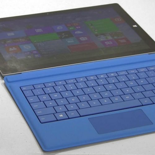 The Review of Microsoft Surface Pro 3
