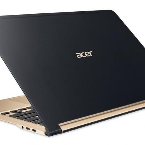 Reviewing Acer Swift 7 : the world's thinnest laptop is impressive