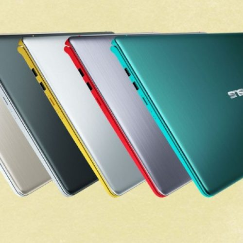 Asus VivoBook S15 Brings Color to Midrange Notebooks
